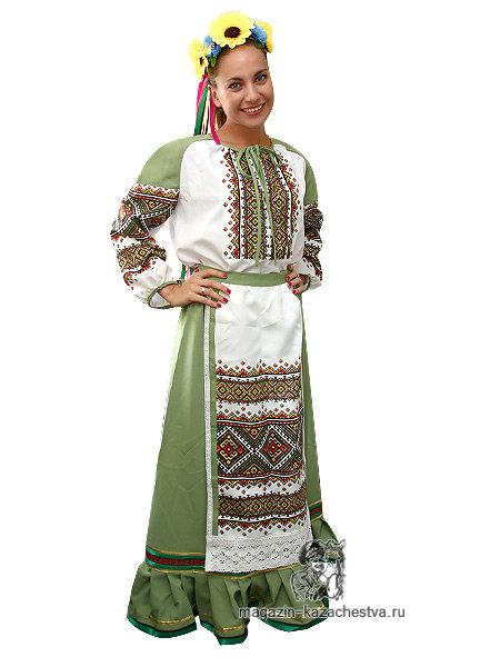 Национальный костюм юбка и